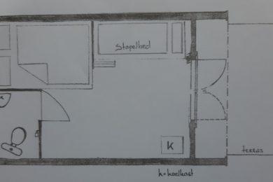 Familypod met wc