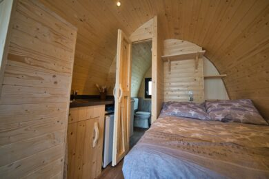 Panorama pod Kitchenette en Bed
